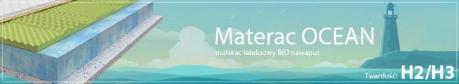 Materac Ocean