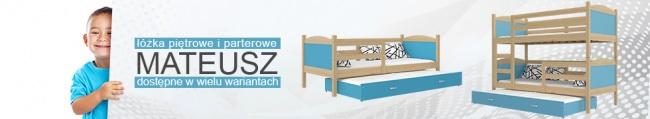 Baner łóżka Mateusz