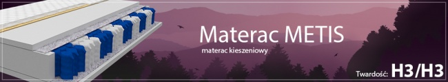 Materac Metis