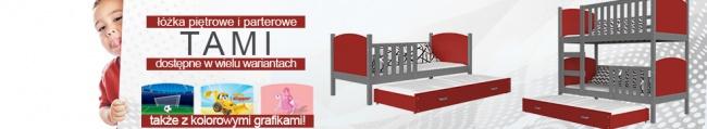 Baner łóżka Tami