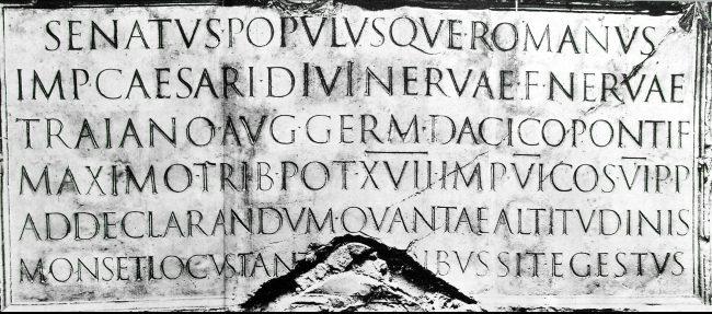 Antykwa z Kolumny Trajana
