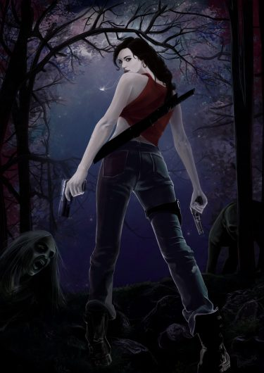 Anita Blake Zombie