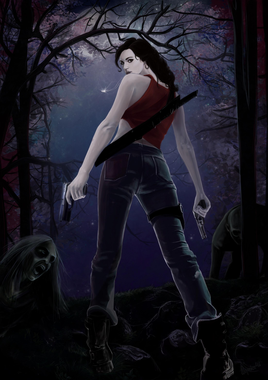 L. K. Hamilton - Anita Blake series Magdalena Wojarska