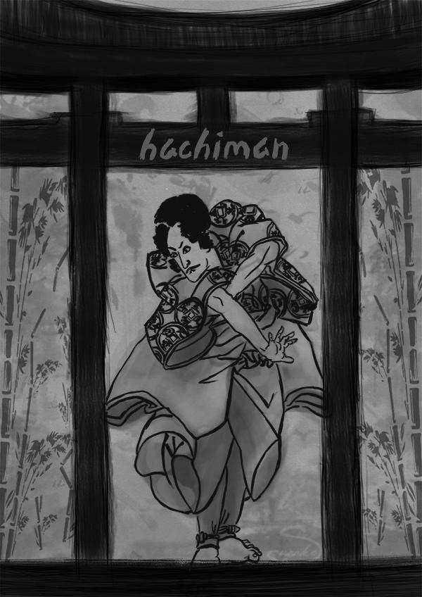 Bóg Hachiman