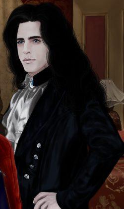 Jean Claude, L.K. Hamilton - Anita Blake series Magdalena Wojarska