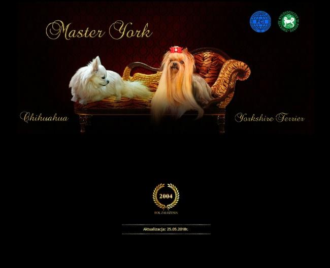 Hodowla Master York